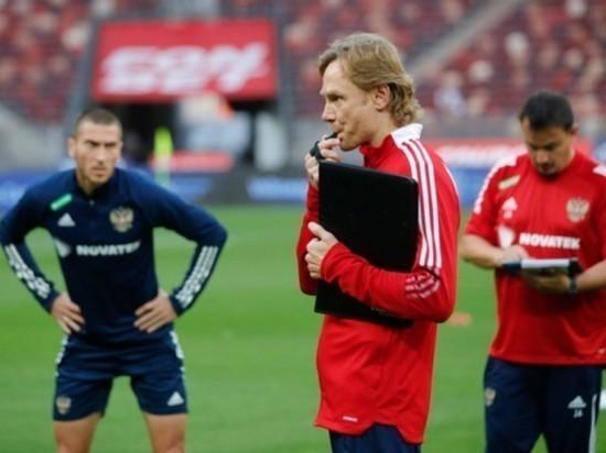 Карпин рассказал о выборе капитанов сборной России