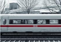 Германия: Междугородние поезда Deutsche Bahn