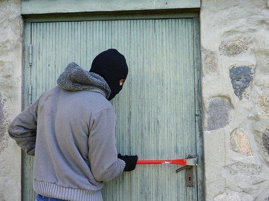 Кража произошла в одном из СНТ Серпухова