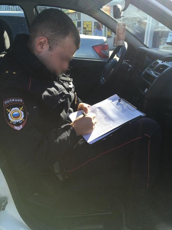 """Корреспондент """"МК в Саратове"""" проверил на себе, каково это: попасться полиции без маски в общественном месте"""