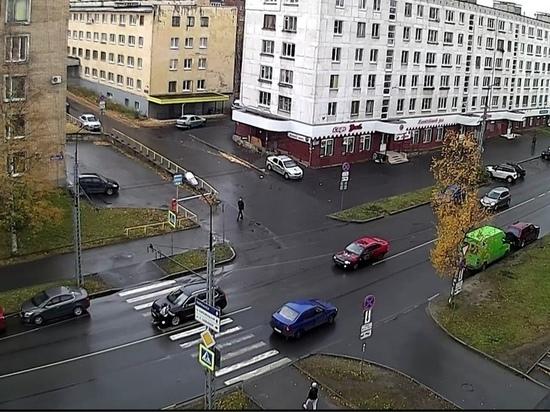 10-летнего мальчика сбили в Петрозаводске