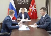 Алексей Дюмин: «Работа по улучшению делового климата в регионе будет продолжена»