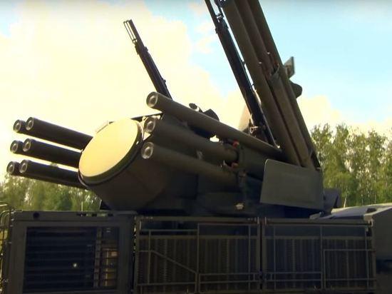 В Сербию перебросили на учения батарею ЗРПК «Панцирь-С»
