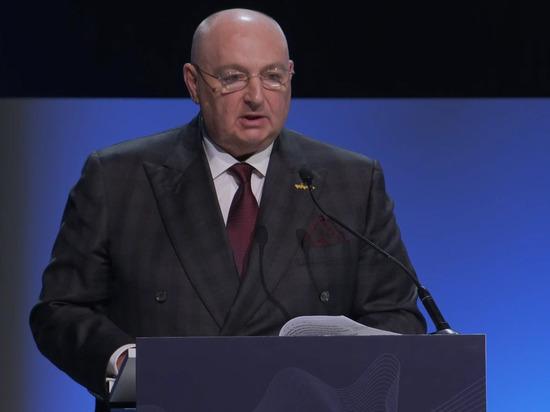 Выступление Моше Кантора на Форуме памяти жертв Холокоста. Live