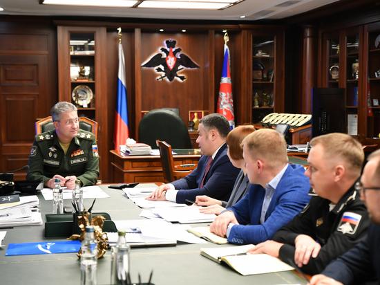 К весеннему призыву 2022 года в Тверской области заработает военкомат нового формата