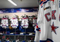 13 октября СКА примет московское «Динамо» в матче регулярного сезона Чемпионата КХЛ