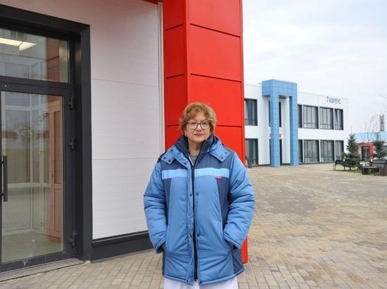 Елена Алешина рассказала подробности работы covid‑госпиталя в Калуге