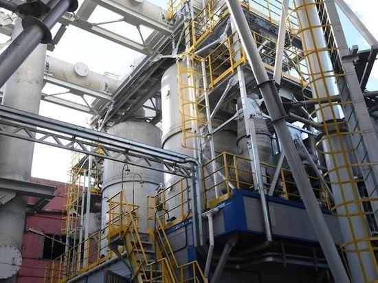 В Волгограде завершили проектирование производства на базе «Химпрома»