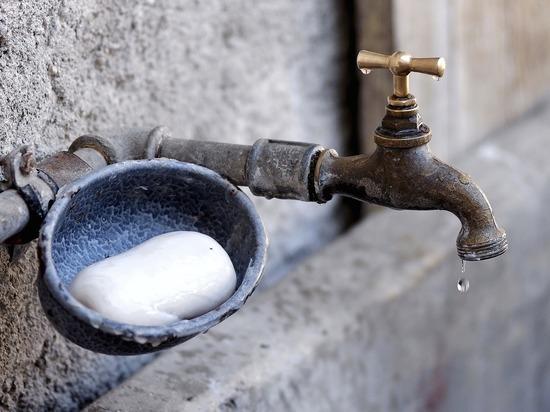 В Смоленске на Нормандии отключат холодную воду