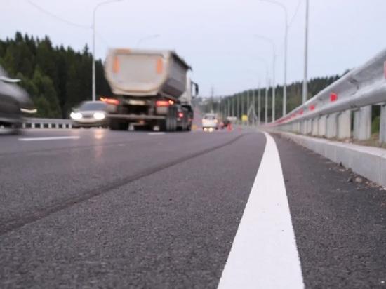 50 км трасс Карелии и Мурманска расширят до четырёх полос