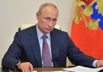 Путин не исключил прямой экспании террористов из Афганистана