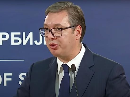 Вучич пообещал защитить сербов в Косово
