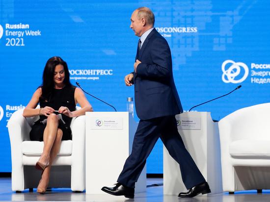 Путин жестко поспорил с красивой американской ведущей