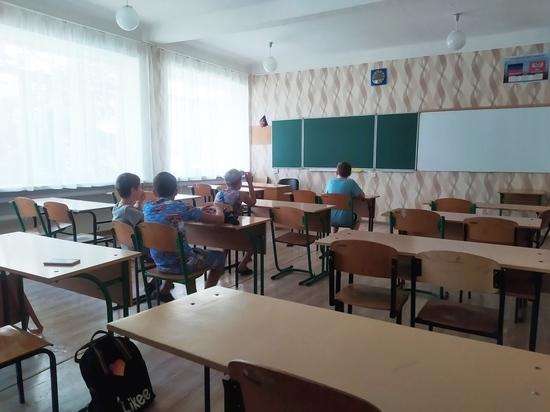 Глава ДНР разрешил школьникам отдыхать до 1 ноября