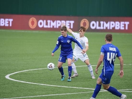 ФК «Новосибирск» завершил выездной марафон разгромным поражением от Иртыша