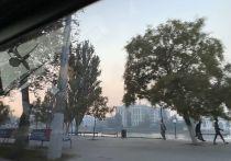 В Астраханской области из-за гари в воздухе, региональный минздрав объявил режим повышенной готовности Центра медицины катастроф и скорой медицинской помощи