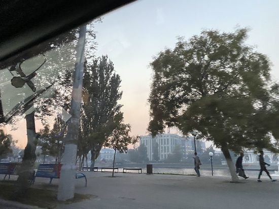 В Астраханской области объявили режим повышенной готовности