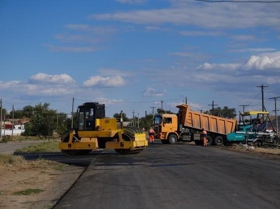 На ремонт дорог Камызяку выделят 17 млн рублей