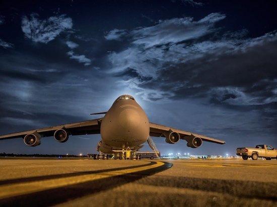 В ВВС США сообщили о предотвращении угона самолета из аэропорта Кабула
