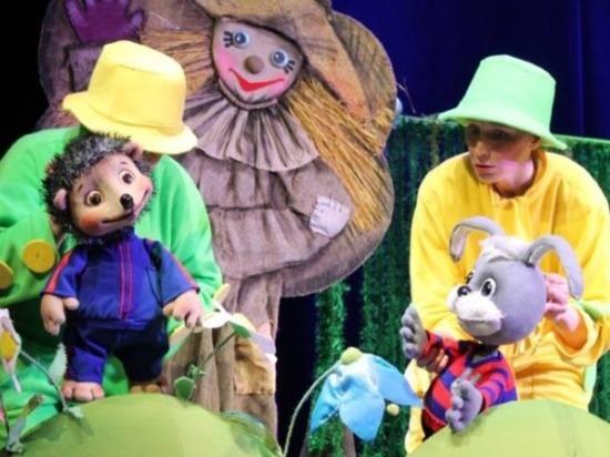 С гастролями на Чукотку приехал Рыбинский театр кукол