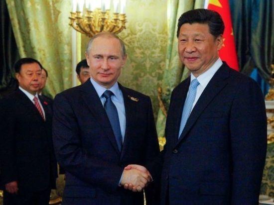 Путин рассказал о пользе для России от его дружбы с Си Цзиньпином