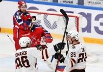 Хабаровский «Амур» сотворил сенсацию, впервые за 13 лет обыграв московский ЦСКА на их льду в основное время - 5:1
