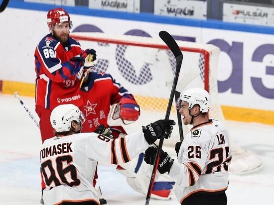 Матч, в котором все заранее отдавали победу москвичам, завершился со счетом 5:1 в пользу «тигров»