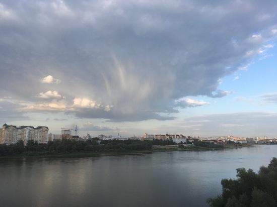 14 октября в Омске переменная облачность без осадков