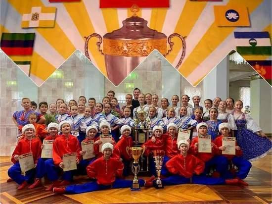 Курский ансамбль «VIP-поколение» стал обладателем Гран-при фестиваля «Кубок Юга России»