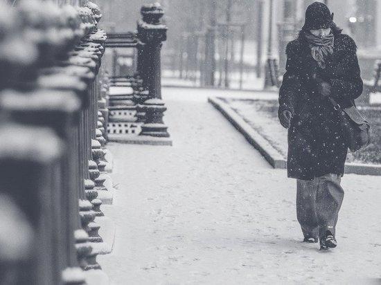 В Гидрометцентре сообщили, что на азиатской части России установится снежный покров