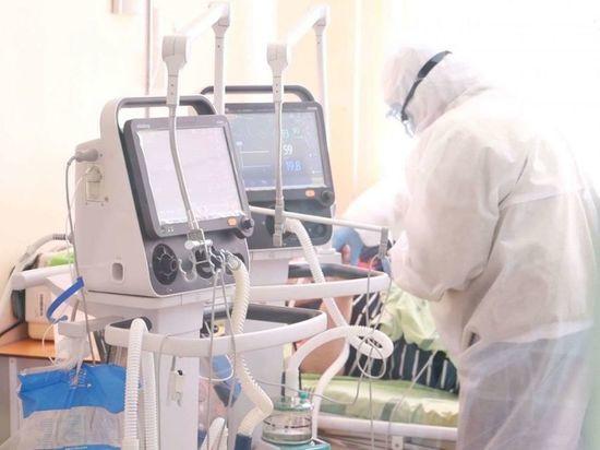В Хакасии умерли еще 7 ковид-больных, среди которых молодой мужчина