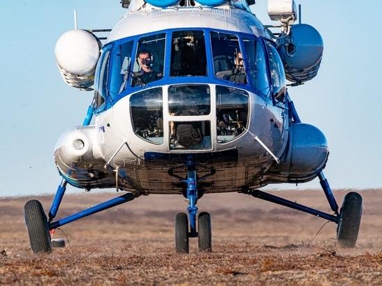 Жителям Ямальского района рассказали, как попасть на вертолет в период ажиотажного спроса на перелеты