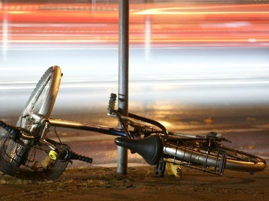 В Абакане разыскивают велосипедистку, уехавшую с места ДТП