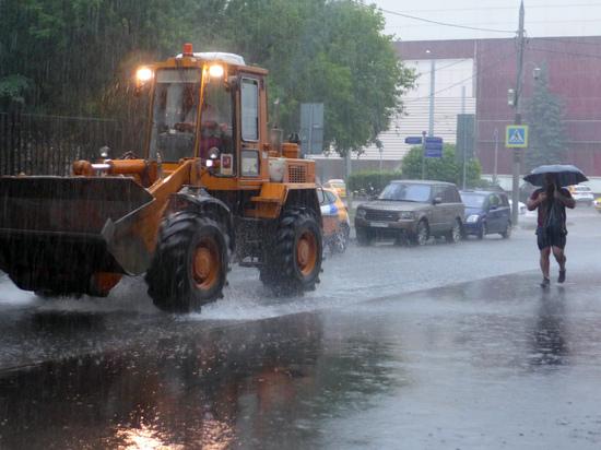 На Москву сегодня обрушится циклон «Балканец»