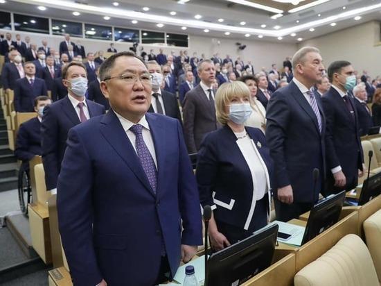 Совет Госдумы определил зону ответственности Шолбана Кара-оола