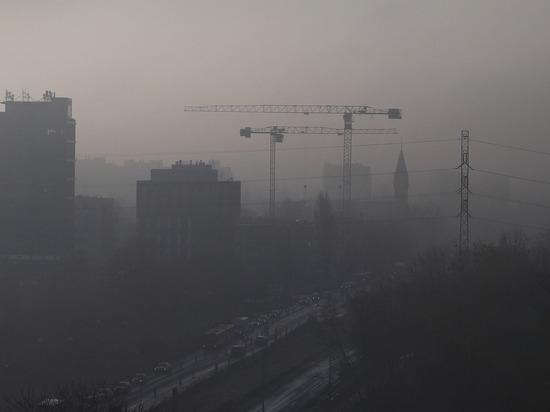 Трассу между Екатеринбургом и Курганом перекрыли из-за смога: объездных путей нет