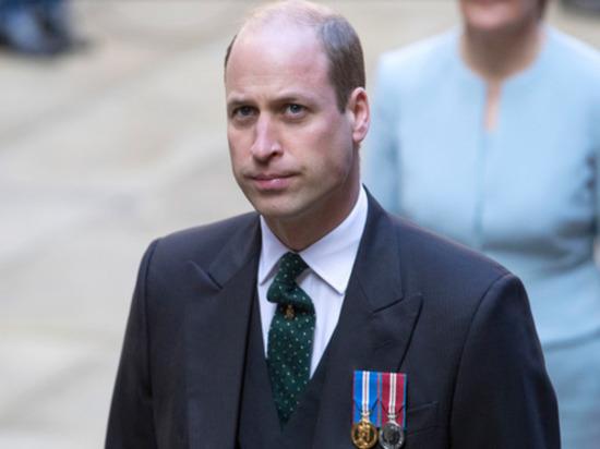 Принц Уильям разнес полеты миллиардеров в космос