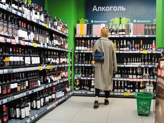 Алкоголь в российских магазинах предложили продавать по QR-кодам