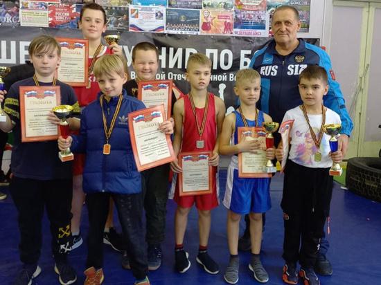 В Калужской области прошел турнир по боксу памяти казаков-семиреченцев