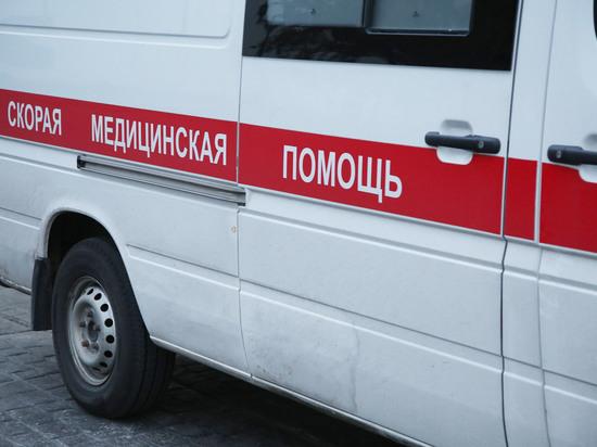 На пассажирку упала дверь на станции «Тушинская»
