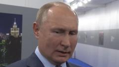 """Путин о следующем президентском сроке: """"Решений пока не принято"""""""