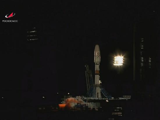 С космодрома Восточный запустили ракету с 36 британскими спутниками