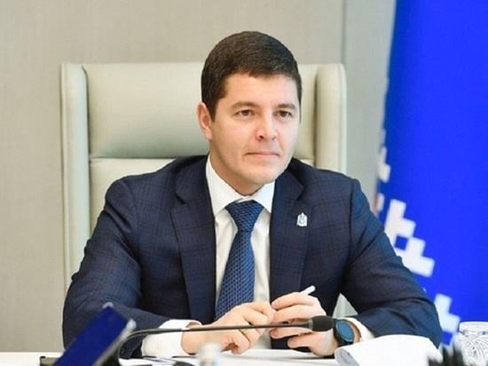 Артюхов пригласит 300 одаренных ребят на первую в ЯНАО губернаторскую елку