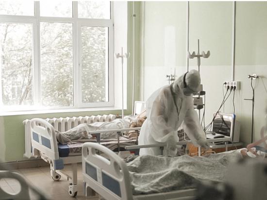 В Кировской области за сутки госпитализировали 631 человек с COVID-19
