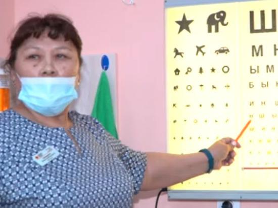 Очки для коррекции зрения привезли для учеников школы-интерната Ямальского района