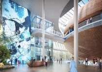 Японские архитекторы рассказали, как будет выглядеть Охтинский мыс