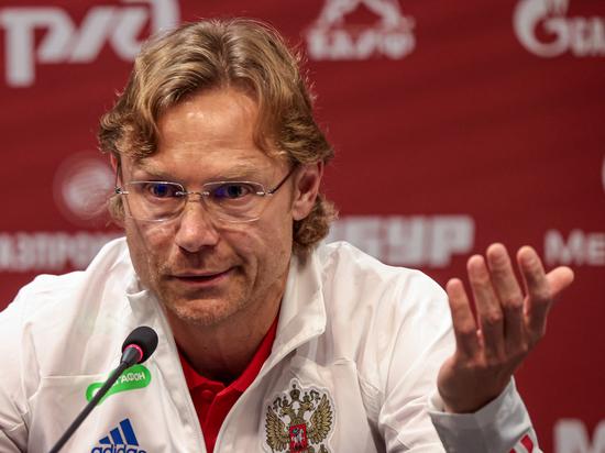 Валерий Карпин: русские футболисты оказались сильнее, чем я ожидал