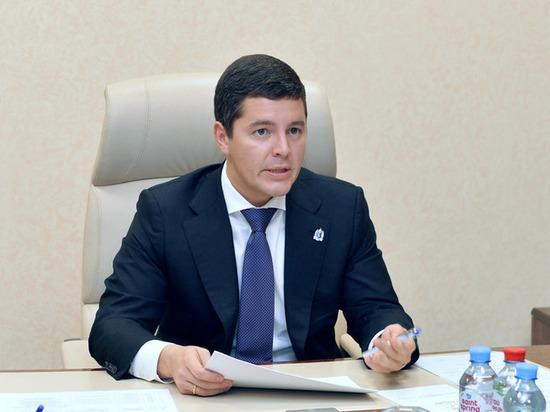 Губернатор ЯНАО Дмитрий Артюхов 14 октября вышел в прямой эфир в своем Instagram
