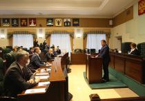 В Твери прошло первое заседание Законодательного Собрания седьмого созыва