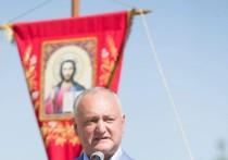 Додон: Цинизму группировки, захватившей власть в Молдове, нет предела